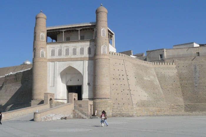 Ark, Bukhara