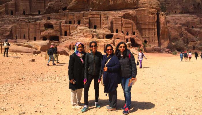 Ashima's Jordan Travel