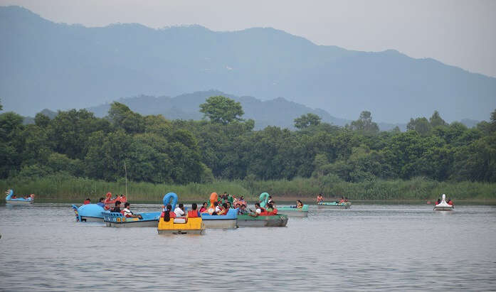 Basic Info Of The Sukhna Lake In Chandigarh