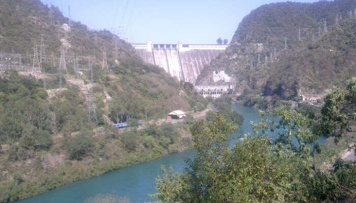 bhakra nangal dam images