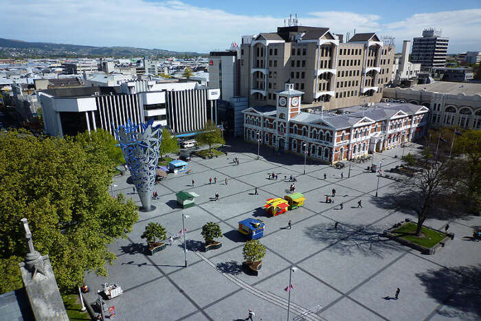 Best Time To Visit Christchurch