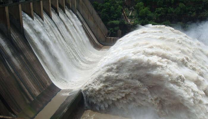 Bhakra Nangal Dam Facts