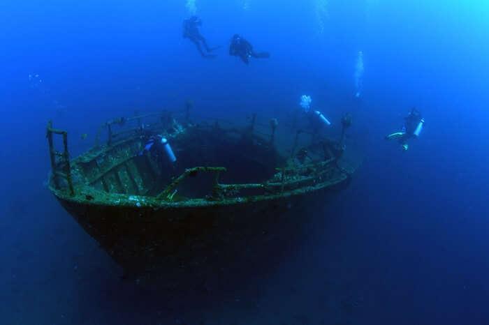 Boga Shipwreck