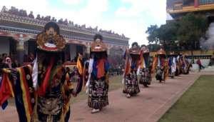 Bon Monastery Solan
