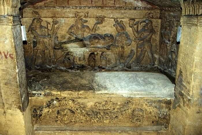 Alexandrian fusion of Egyptian and Greco-Roman styles