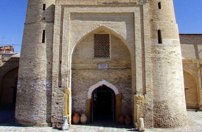Chor Minor, Bukhara