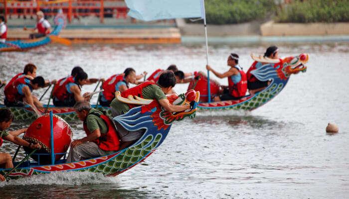 Dragon Boating