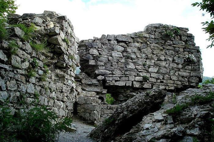 Gelersen-Görersen Fortress