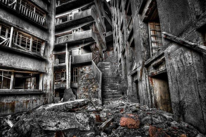 Haunted Places In Odisha