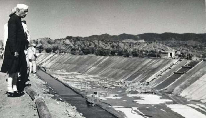 History Of Bhakra Nangal Dam