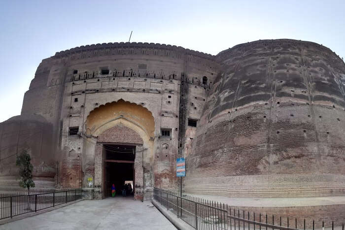 How To Reach Bathinda Fort