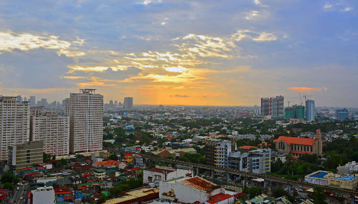 How To Reach Quezon City