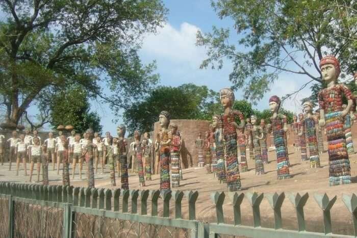 How To Reach Rock Garden In Chandigarh