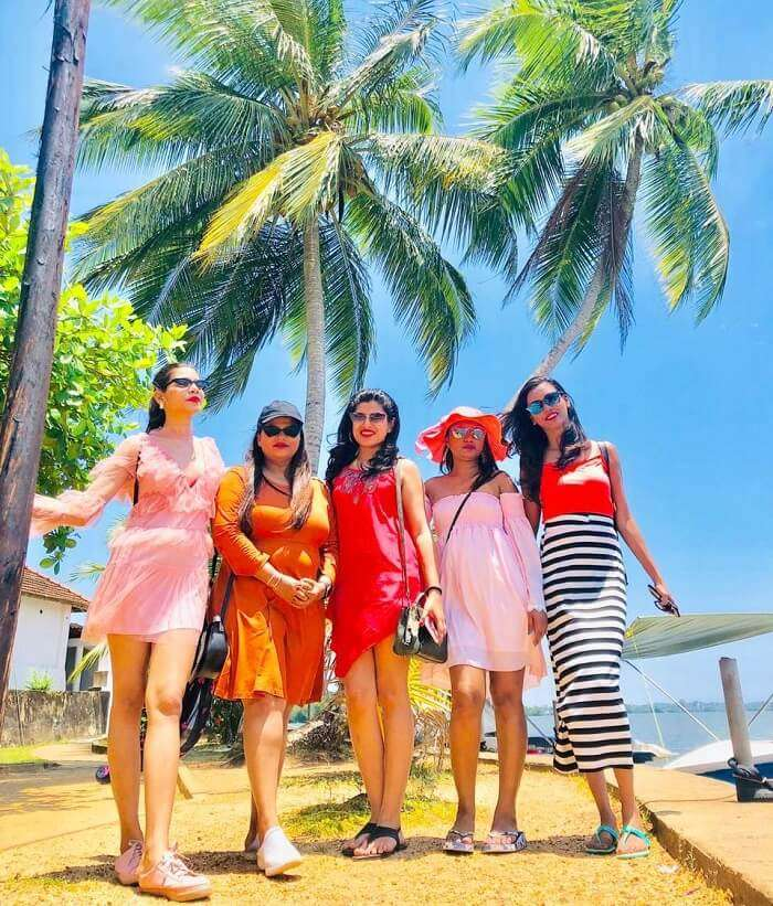 journey with girls gang