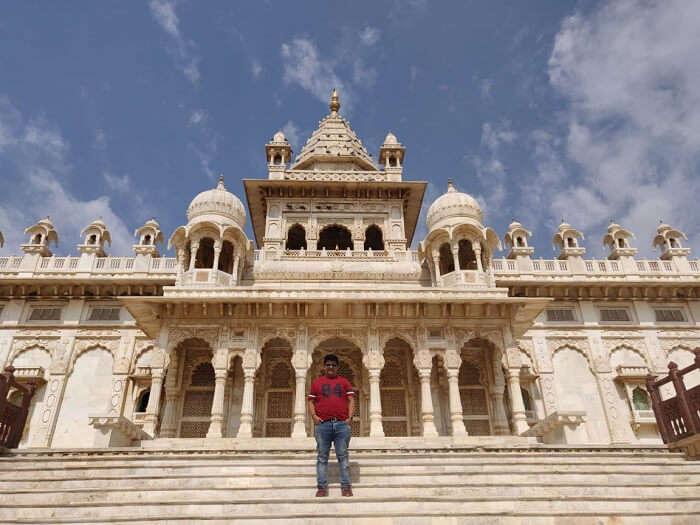 In Jodhpur