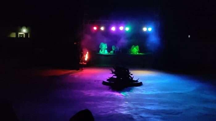 folk dance performances