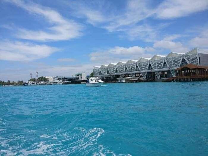 maldives villa