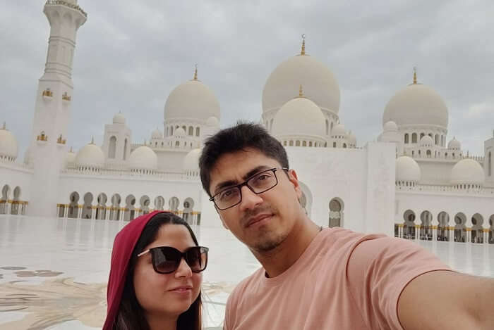 Cover - Ronika's Romantic Trip To Dubai