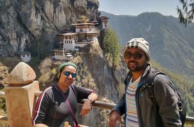 Cover - Nalla 's Romantic Trip To Bhutan