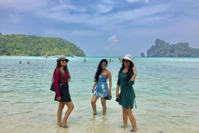 Cover - Piu's Friends Trip To Thailand