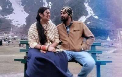 Cover - Shri honeymoon trip to Sikkim
