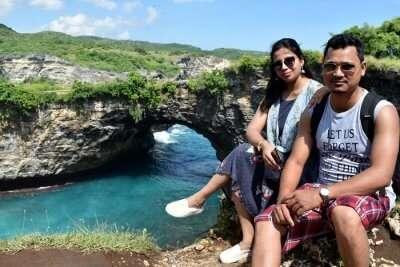 Cover - Abhijit's Romantic Bali Trip