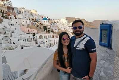 Cover - Rishi 's Honeymoon Trip To Greece