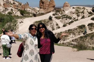 Cover - Sharuti's Family Trip To Turkey