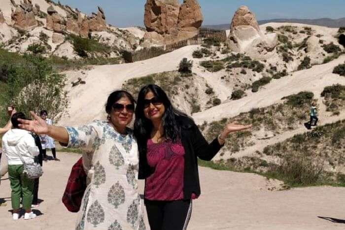 Cover - Sharuti's Family Trip To Turkey
