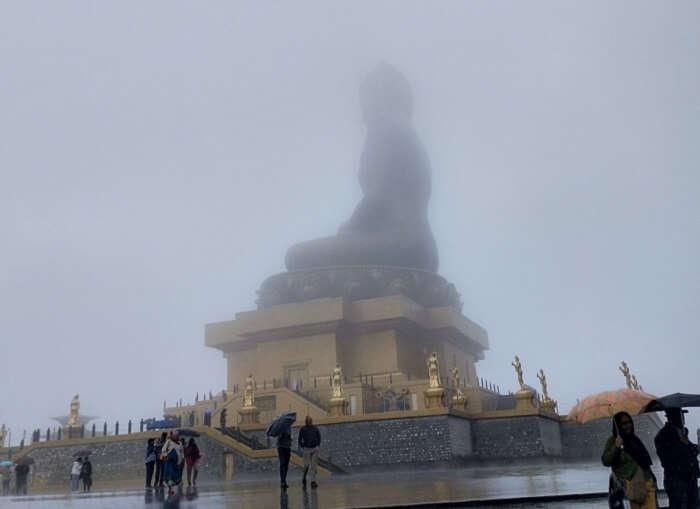 Buddha Dordenma statue in Thimphu