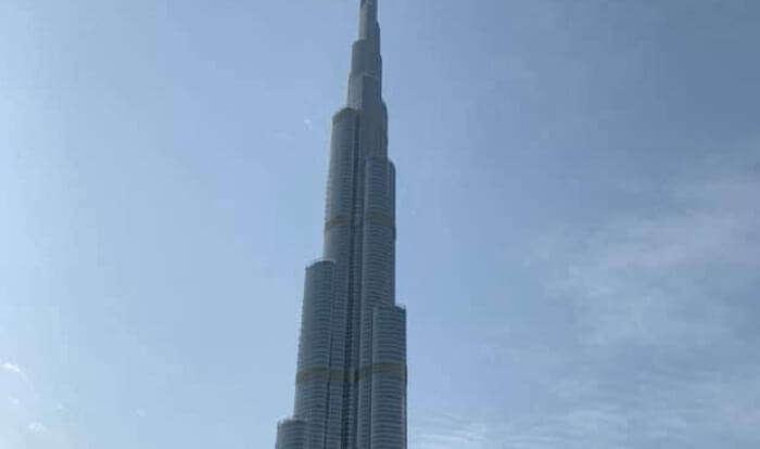 view of Dubai