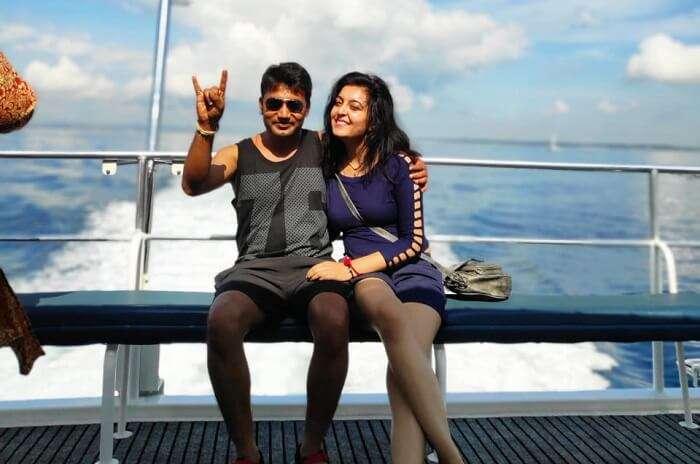 cover - Surya honeymoon trip to Thailand