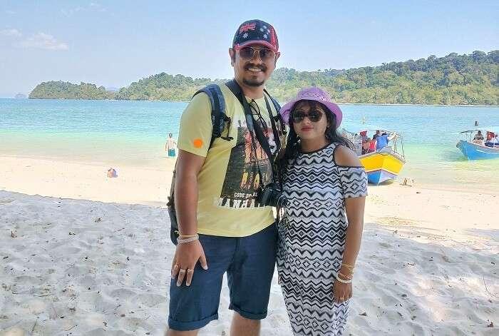Cover - Novonil's Romantic Trip To Malaysia