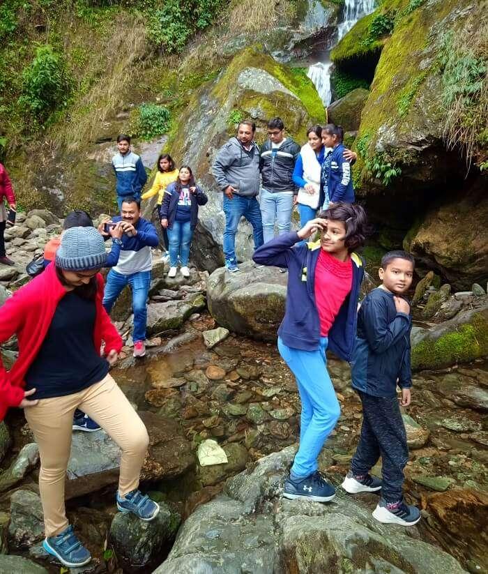 Vimnala Waterfalls