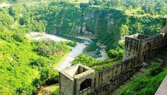 Kangra Fort In Himachal Pradesh