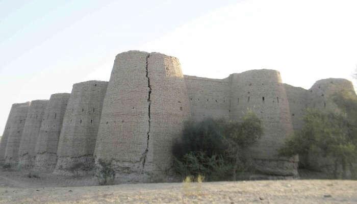 Kishangarh Fort View