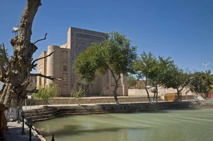 Lyab i Hauz Bukhara