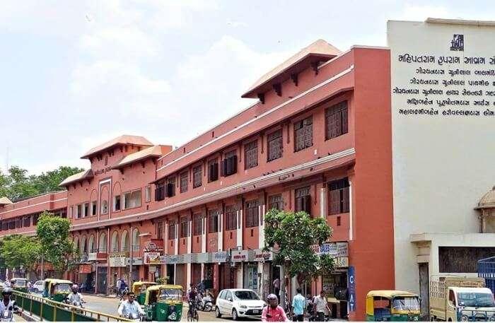 Mahipatram Rupram Ashram View