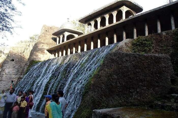 Man-Made Waterfalls
