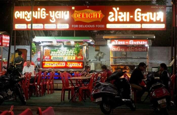 Manek Chowk In Ahmedabad