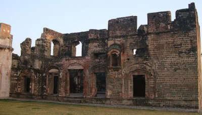 Nurpur Fort Ruins