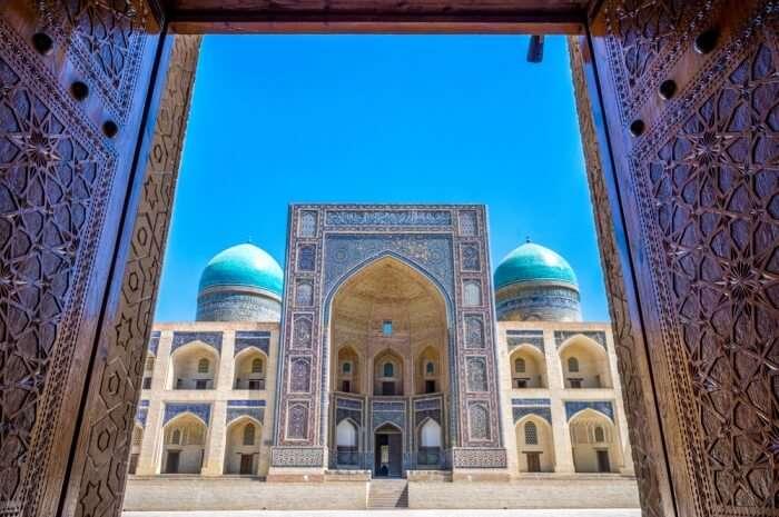 PTV In Uzbekistan
