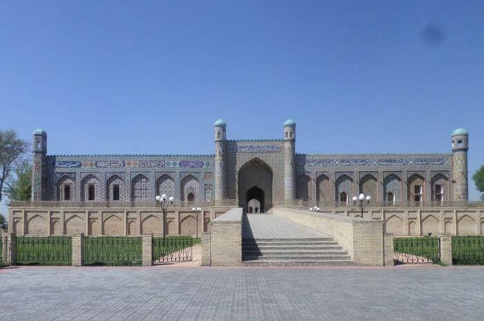 Palace of Khudayar Khan, Kokand