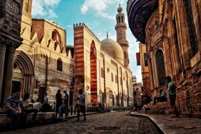 Places Near Cairo