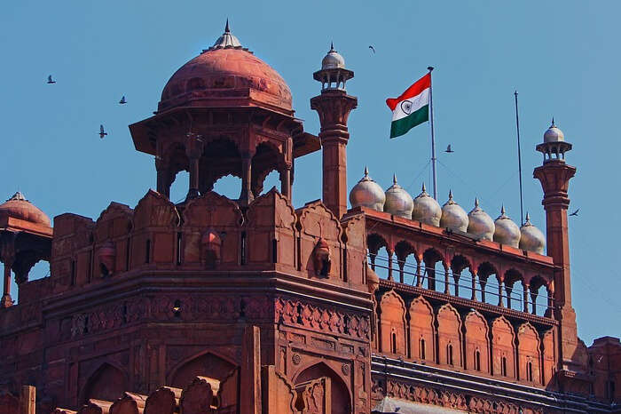 Red Fort cover