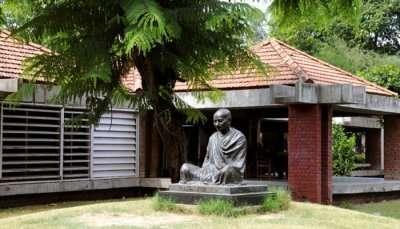 Sabarmati Ashram cover