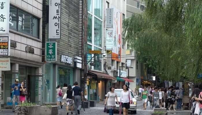 Insadong Korea