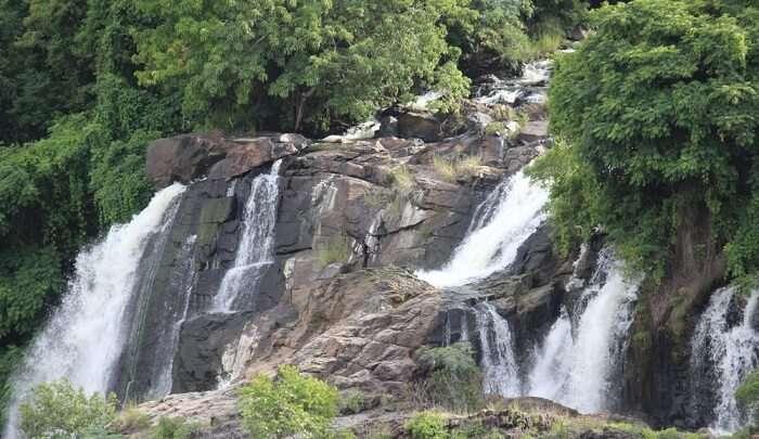 Sri Ramadevara Katte Waterfalls