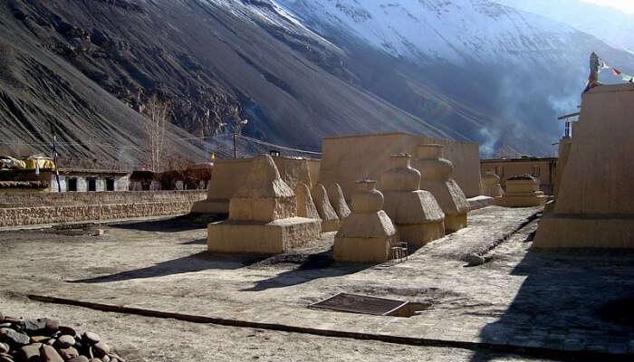 Tabo Monastery In Himachal Pradesh