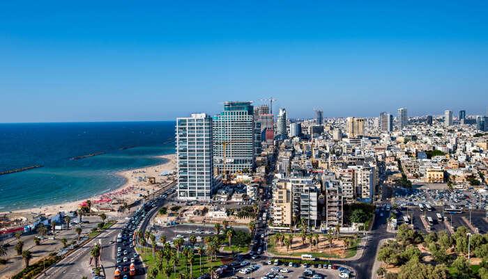 Tel Aviv cover